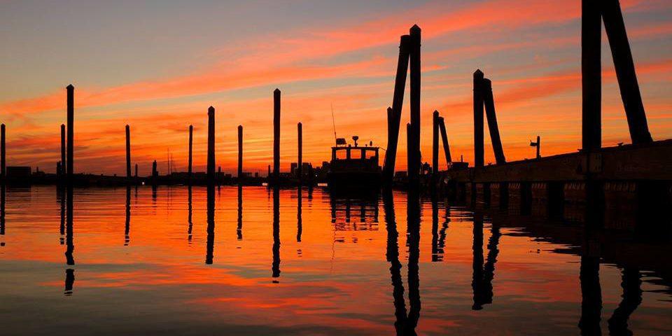 Winthrop-Pier-Sunset