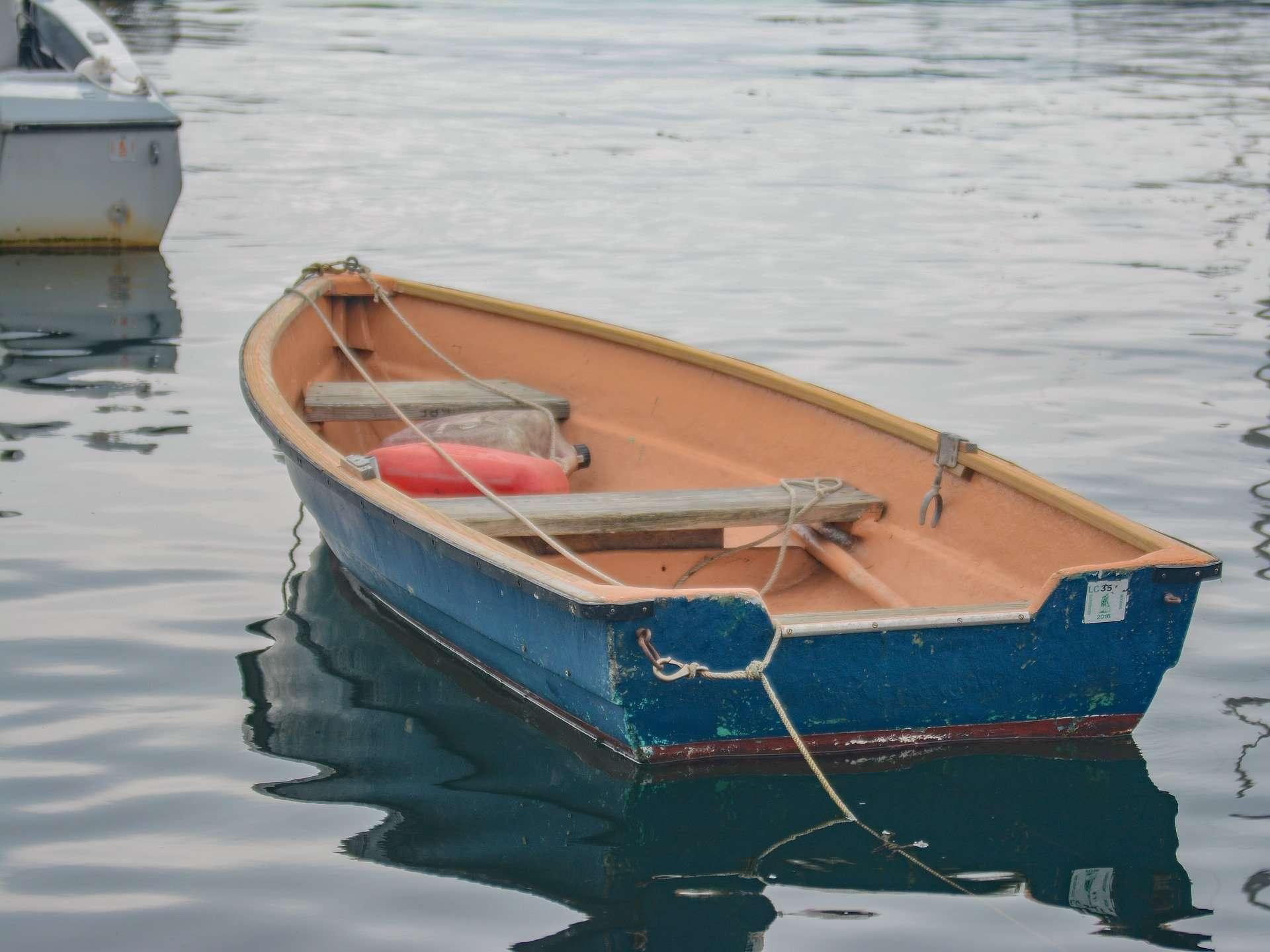 row boat in Gloucester